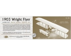 1903 Wright Flyer 615mm - 1202 Guillow