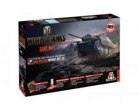 38(t) Hetzer WORLD OF TANKS 1:35 | Italeri 36511