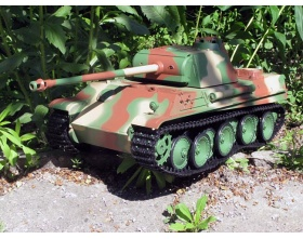 Czołg German Panther G 1:16 BASIC - 3879 Heng Long