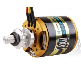 AXI 5345/18 HD GOLD - Model Motors