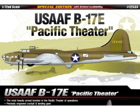 "B-17E USSAF ""Pacific Theater"" 1:72 