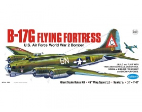 B-17G Flying Fortress 1162mm - 2002 Guillow