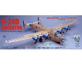 B-24D Liberator 1232mm - 2003 Guillow