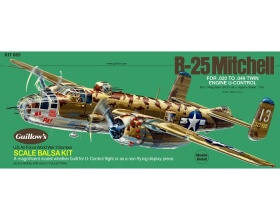 B-25 Mitchell 711mm - 805 Guillow