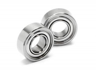 BALL BEARING 5x11x4mm (2pcs)-HPI B022