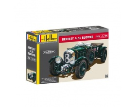 Bentley 4,5L Blower (Le Mans 1930) 1:24 | Heller 80722
