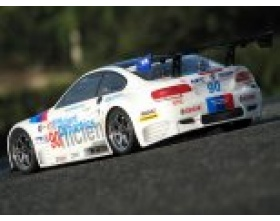 BMW M3 GT2 (E92) BODY (200MM)-HPI 17548