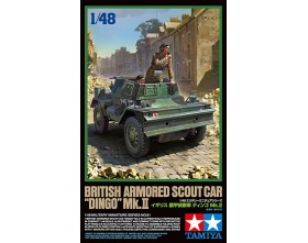 "British Armored Scout Car ""Dingo"" Mk.II 1:48 