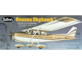 Cessna Skyhawk 914mm - 802 Guillow