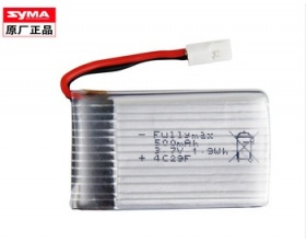 akumulator LiPo 500mAh 3,7V do Syma X5 /X5C/ Scorpion 6047