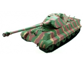 Czołg German King Tiger Porsche 1:16 - 3888-1 2.4GHz Heng Long