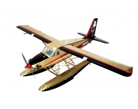 DHC-2 TURBINE BEAVER FLOATING (2032mm) ARF - SEA268 Seagull