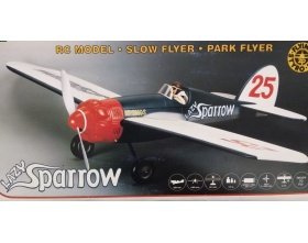 LAZY SPARROW Slow Flyer FSK