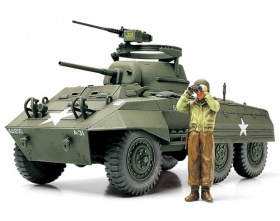 M8 Light Armored Car Greyhound 1:48 | Tamiya 32551