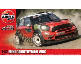 Mini Countryman WRC | AIRFIX 03414