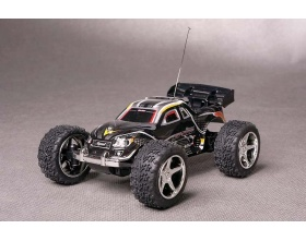 Monster mini (czarny) - TopCar Mission Dirt TC2190