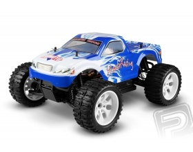 Monster Truck 1:10 LCD Brushless RTR 2.4GHz - HIMOTO
