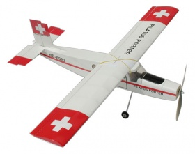 Pilatus Porter EP 1100 mm ARF (PH025) - Phoenix Model