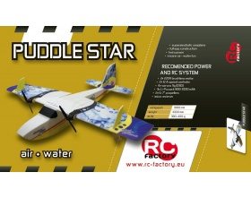 Puddle Star 1000mm - #T15 RC Factory