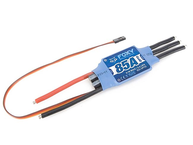 Regulator R-85 OPTO air/heli - FOXY