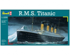 RMS Titanic 1:1200 - 05804 Revell