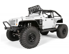 SCX10 Jeep Wrangler G6 1:10 4WD 2,4GHz KIT - AX90034 Axial