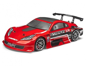 Strada TC RED Brushless 1:10 4WD RTR Electric Touring Car - 12624 Maverick