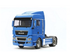 TGX 18.540 9 French Blue 1:14 - Tamiya 56350