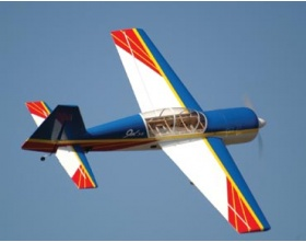 "YAK 54 1800mm ARF 68"" - Haikong Model"