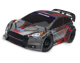 1/10 FORD FIESTA ST 4WD RALLY - 74054-4 TRAXXAS
