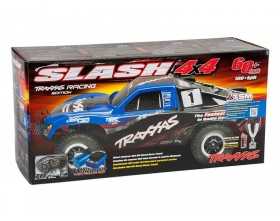 1/10 SLASH 4x4 TSM, 68086-4 TRAXXAS