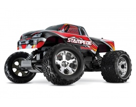 STAMPEDE 1/10 XL5 MONSTER TRUCK - TRAXXAS 36054