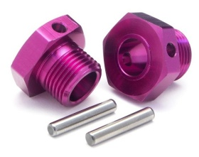 17mm Hex Hub Adapter (2 szt.) - 86387 HPI