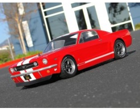 1966 FORD MUSTANG GT BODY (200mm)-HPI 17519