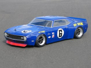 1968 CHEVROLET® CAMARO BODY (200mm/210mm)-HPI 7494