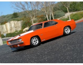 1969 CHEVROLET® CAMARO Z28® BODY (200mm)-HPI 17531