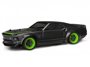 1969 FORD MUSTANG RTR-X PAINTED BODY (140MM)-HPI 113081