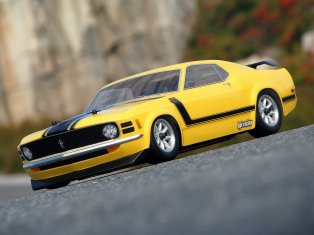 1970 FORD MUSTANG BOSS 302 BODY (200mm)-HPI 17546