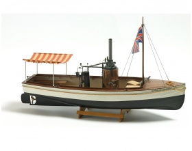 AFRICAN QUEEN model łodzi parowej 1:12 KIT - Billing Boats
