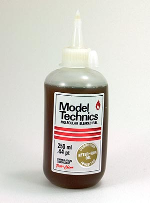 After Run Oil 250ml - Model Technics