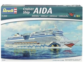 AIDA Crusier Kit 1:400 | Revell 05230