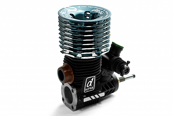 ALPHA A872 .21 7+2P Off-Road Competition Engine (3,5ccm) - Alpha Power