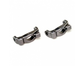 Aluminum caster block set | DT12/TA SC - PD7723 Thunder Tiger