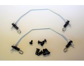 Anti roll bar-Hobao 84042