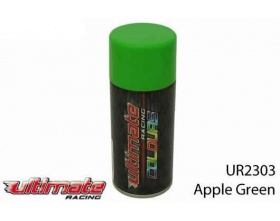 APPLE GREEN Spray 150ml UR2303  - Ultimate Racing
