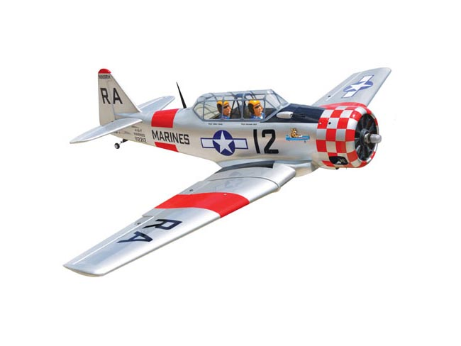 AT-6 Texan (1830mm) ARF - BH75 Black Horse