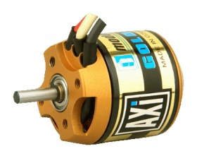 AXI 2217/16 GOLD - Model Motors