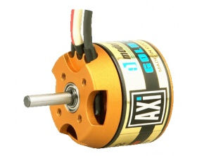 AXI 2814/10 GOLD - Model Motors