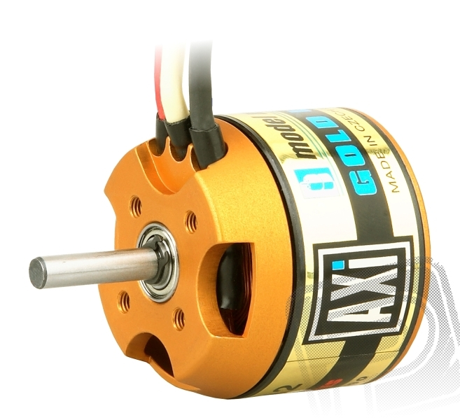 AXI 2814/6D V2 GOLD LINE - Model Motors
