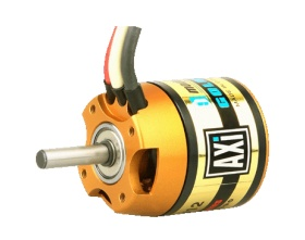 AXI 2820/08 GOLD - Model Motors